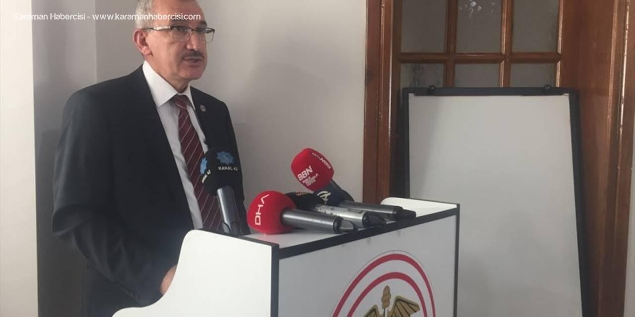 Konya Tabip Odasından Türk Tabipleri Birliği Açıklaması