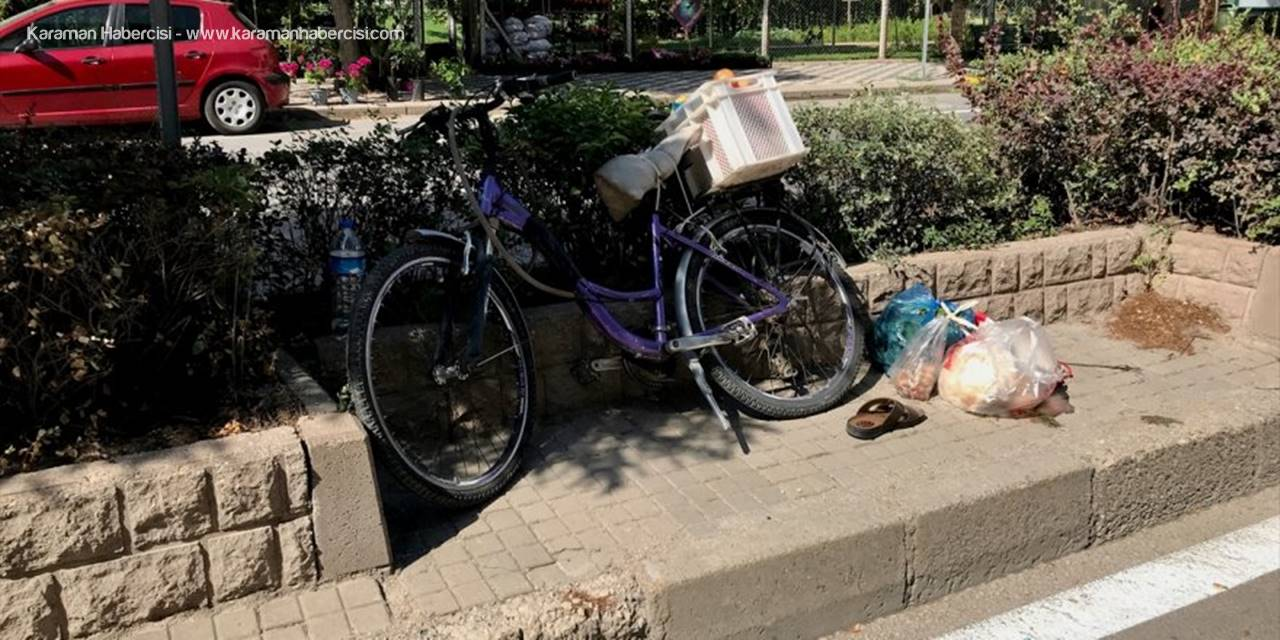 Eskişehir'de Otomobilin Çarptığı Bisikletin Sürücüsü Öldü
