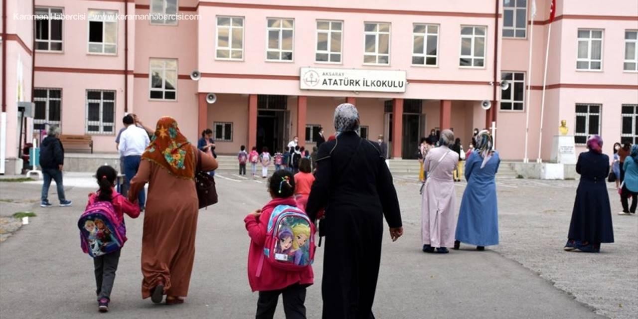 Okullarda Yüz Yüze Eğitim Başladı