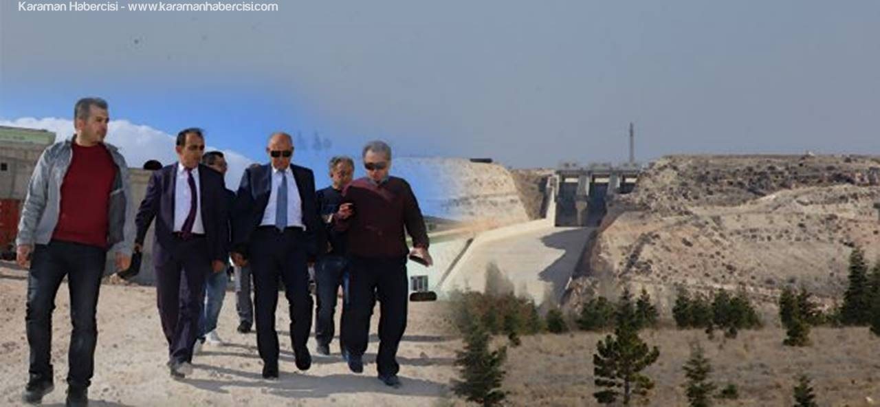 İbrala Barajı'nda Çalışmalar Bu Yıl Tamamlanacak