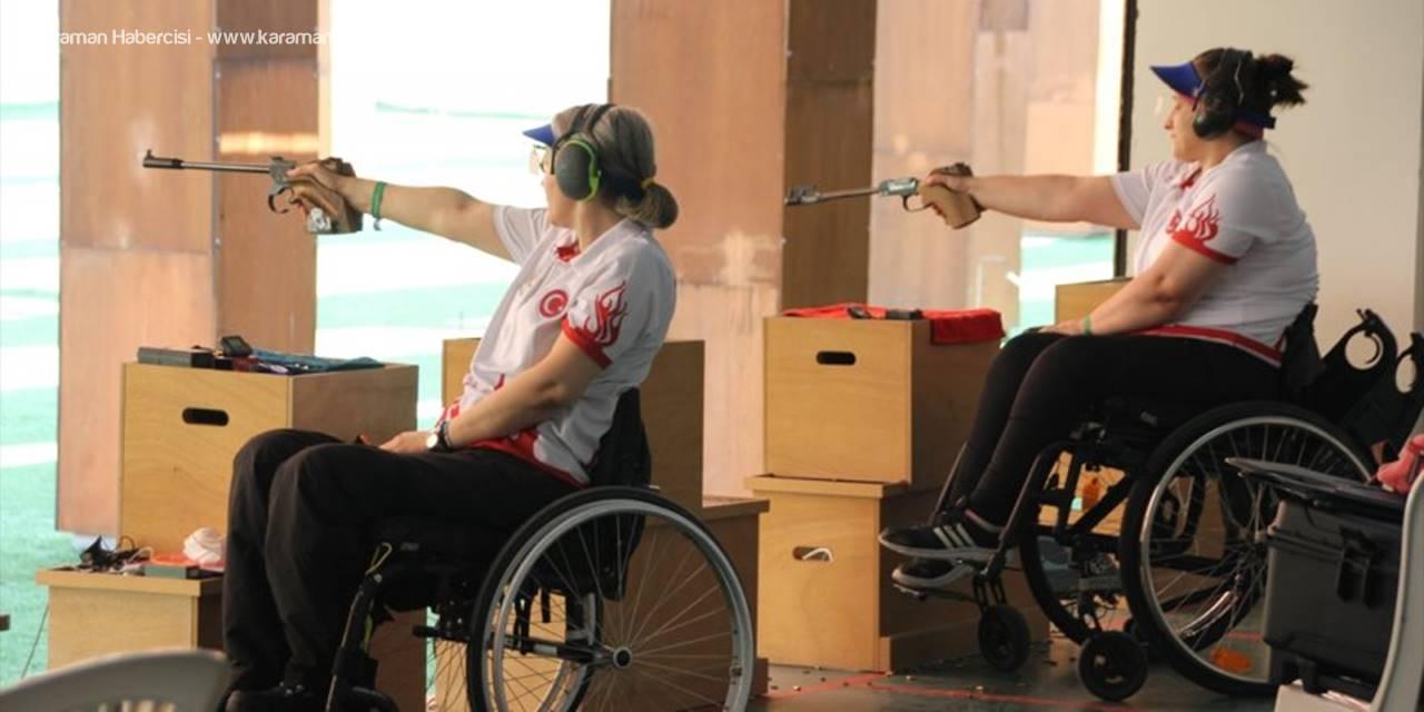 Paralimpik Milli Atıcılar, Ukrayna Milli Takımı İle Ortak Kampa Girdi