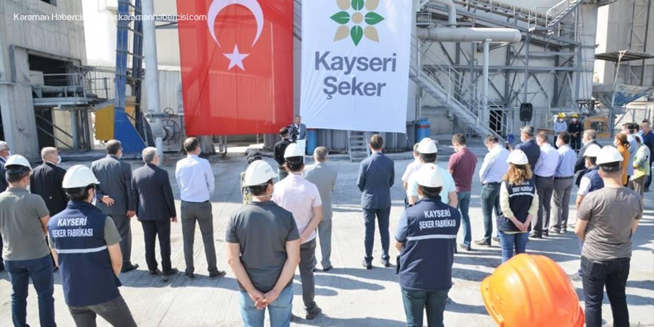 Kayseri Şeker Fabrikası'nda Pancar Alım Kampanyasına Doğru