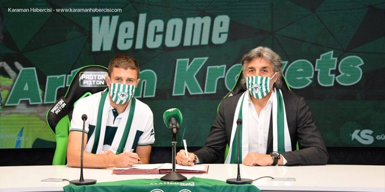 Konyaspor, 3 Futbolcuyla Sözleşme İmzaladı