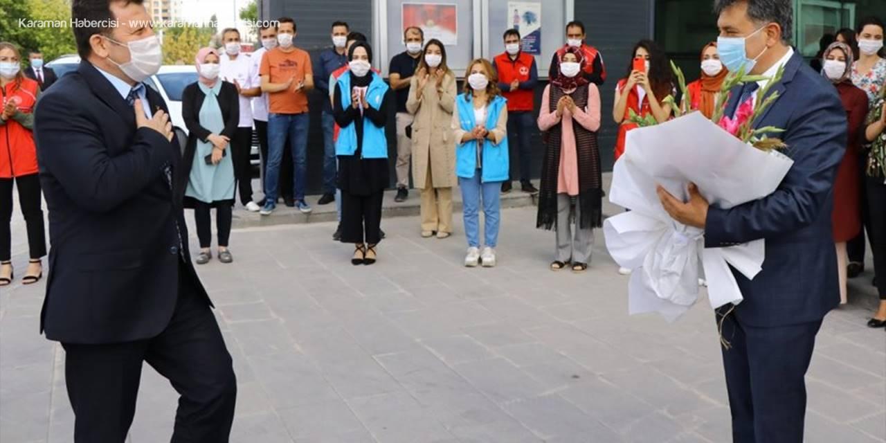 Kayseri Gençlik Ve Spor İl Müdürlüğü'nde Görev Değişimi