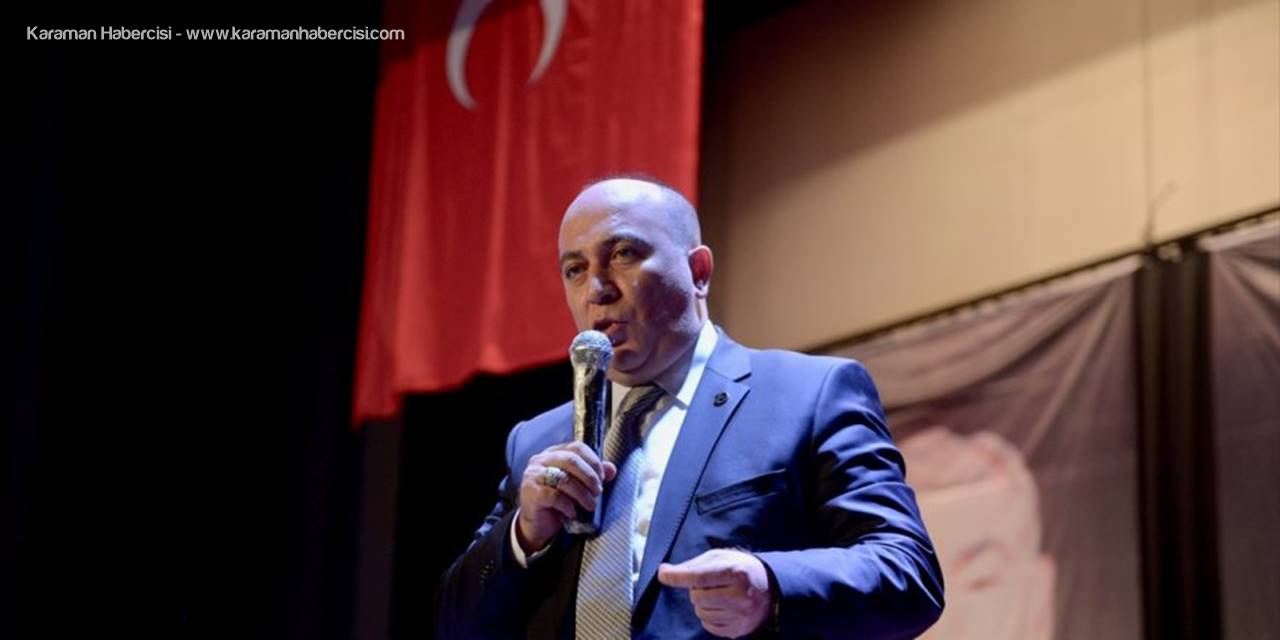 MHP Genel Başkan Yardımcısı Yönter Partisinin Eskişehir Kongresinde Konuştu