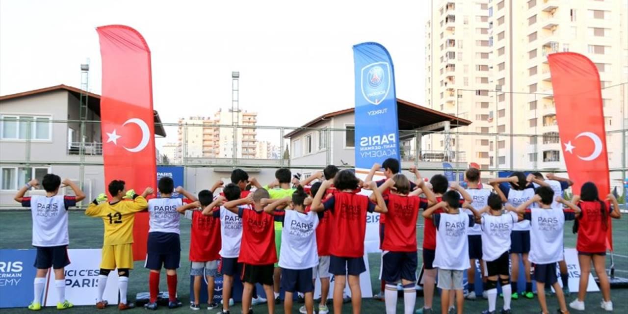 Paris Saint-germain, Mersin'de Futbol Akademisi Açtı