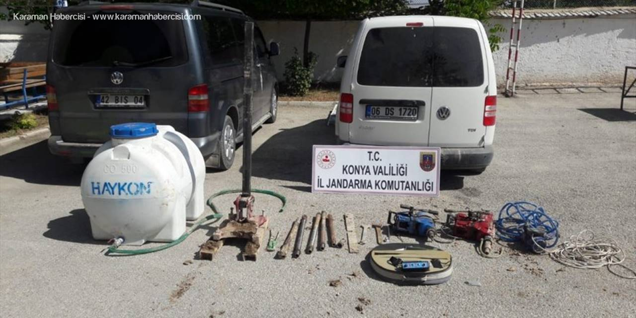 Konya'da Define Arayan 6 Kişiden 1'i, Elektrik Akımına Kapılarak Öldü