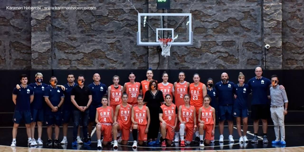 ÇBK Mersin Yenişehir Belediyespor, Basketbol Süper Ligi'nde İddialı