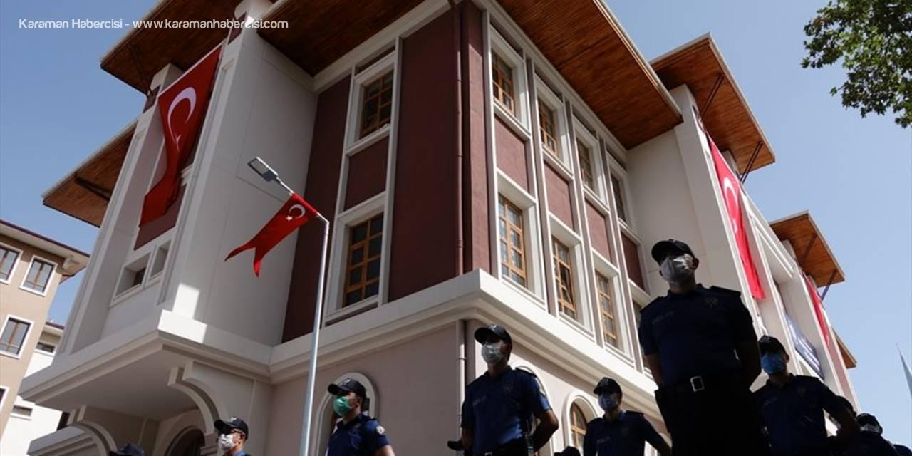 Şehit Güdendede'nin İsmi Konya'daki Polis Merkezi Amirliğinde Yaşayacak