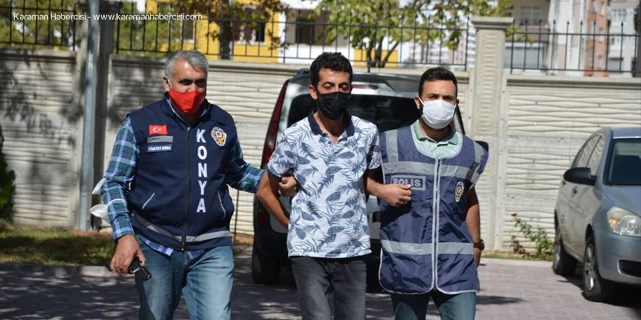 """Konya'da Akrabalar Arasında Çıkan """"Tarla Kavgası""""nda İki Kişi Yaralandı"""