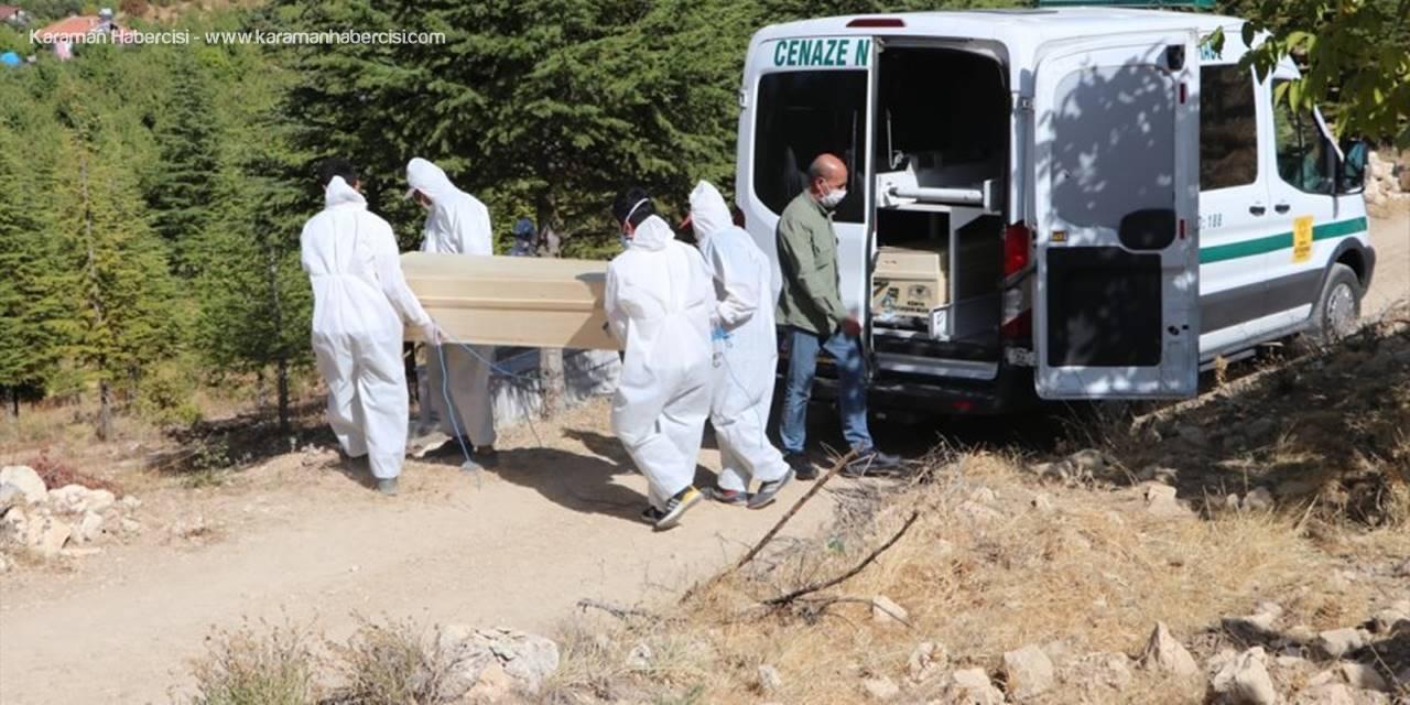 Ermenek'teki Maden Faciasının Simge İsimlerinden Recep Gökçe'ye Son Görev