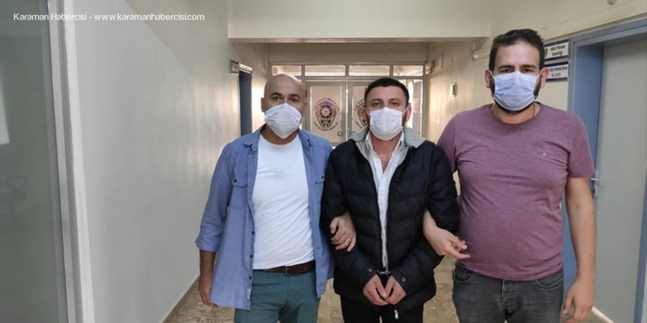 Niğde'de Kepçe Operatörünü Öldüren Zanlı Tutuklandı