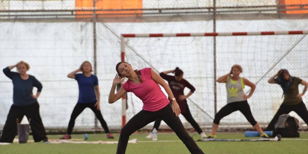 Muratpaşa'da Sonbahar Spor Okulları Açılacak