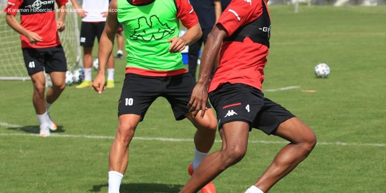 Antalyaspor'da Yeni Malatyaspor Maçı Hazırlıkları