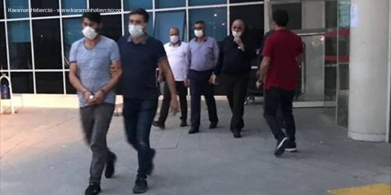 Kayseri'de Akrabalarını Öldüren 3 Zanlı Tutuklandı
