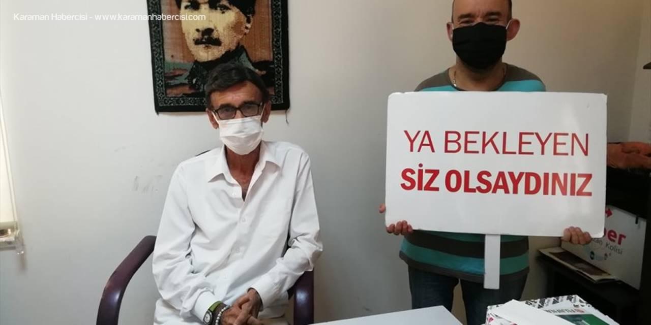 """Organ Nakline Adanan Ömrüyle Hep """"Umut"""" Oldu"""