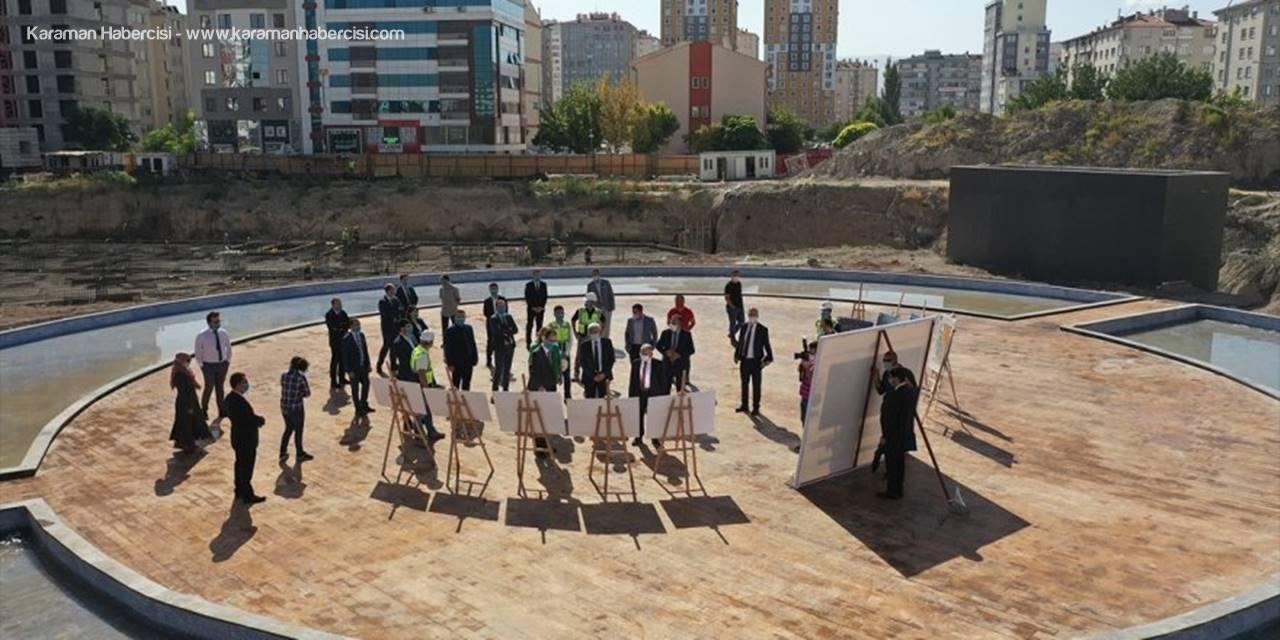 Başkan Büyükkılıç'tan Sahabiye Kentsel Dönüşüm Projesi Müjdesi