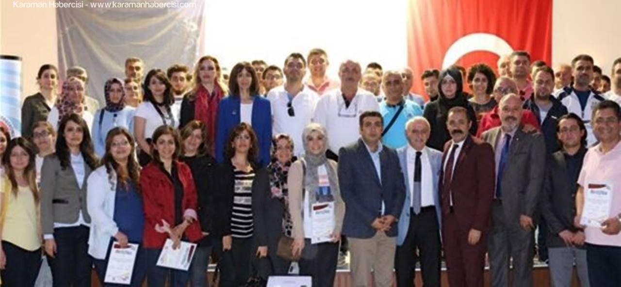 Karaman'da, IAAF Çocuk Atletizmi Büyük İlgi Gördü