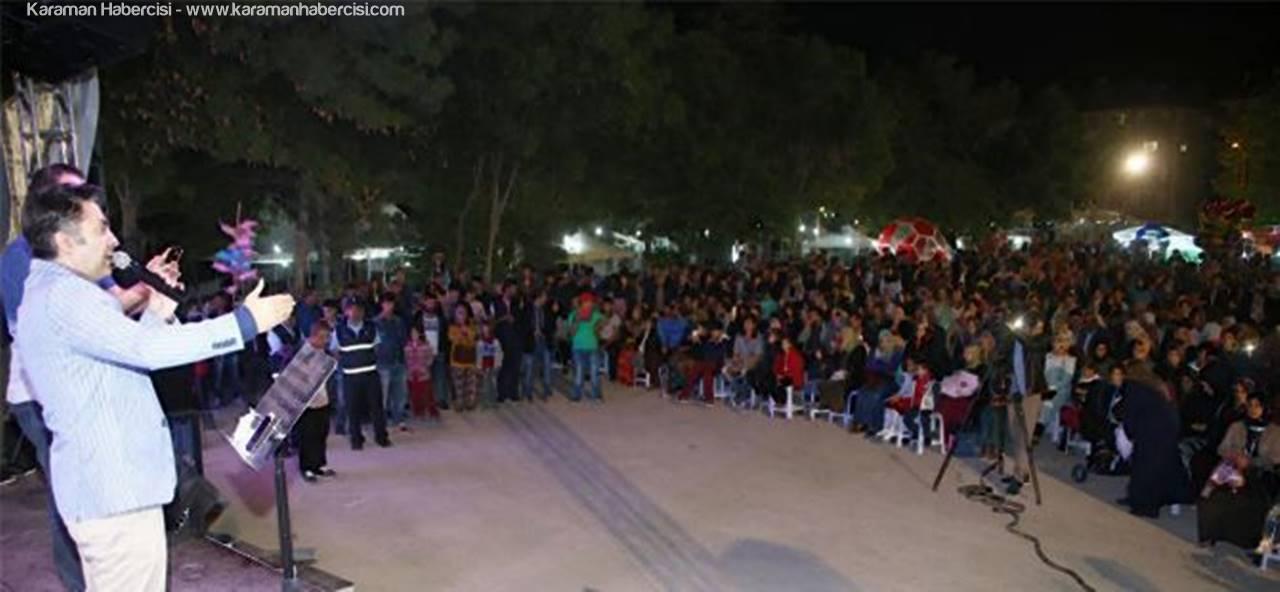 Abdurrahman Önül, Karamanlıları Mest Etti