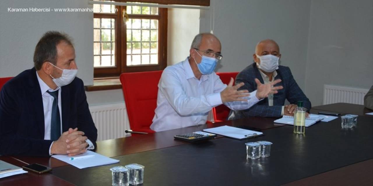 Çumra'da Sosyal Yardım Platformu Oluşturulacak