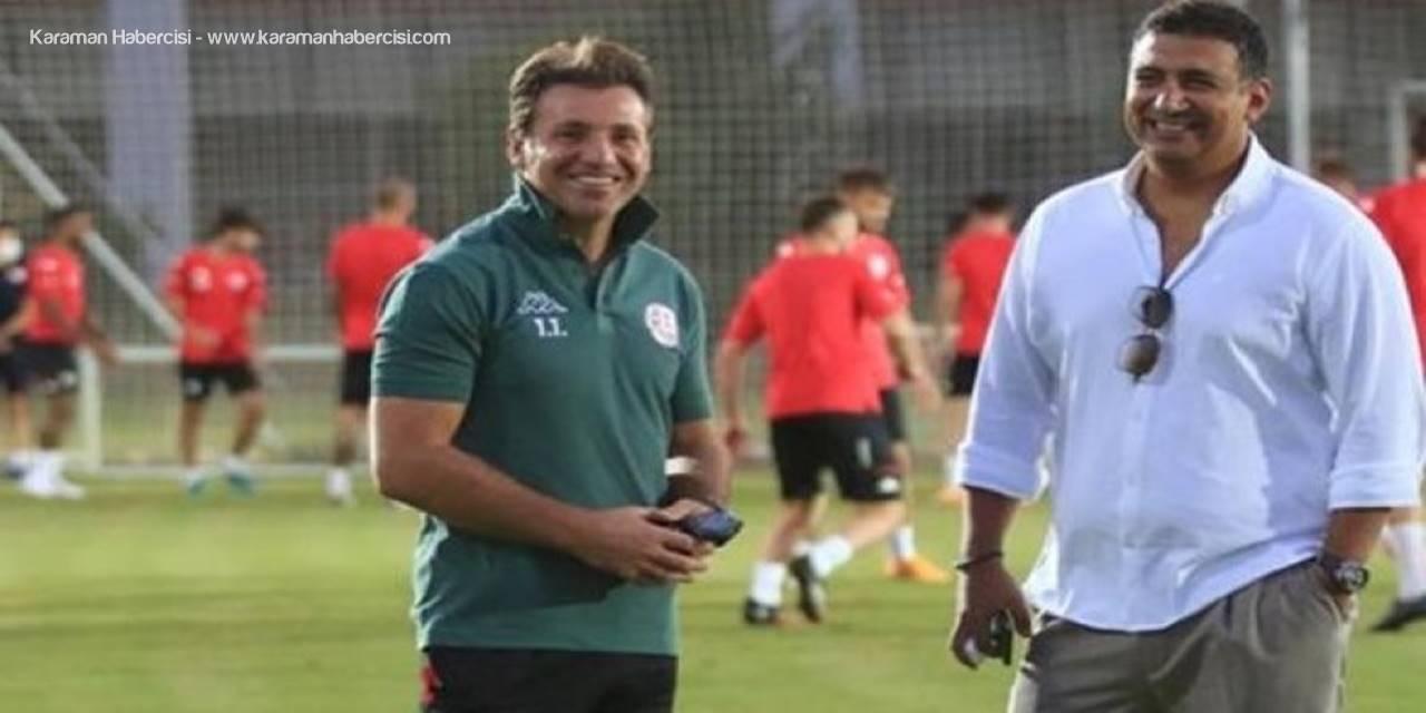 Antalyaspor, Yeni Malatyaspor Maçı Hazırlıklarını sürdürüyor.