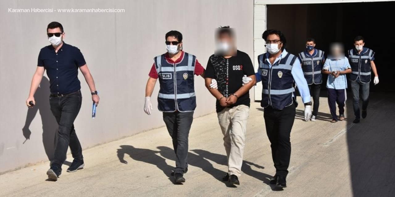 Antalya'da Cinayetten Aranan Zanlılar Yakalandı