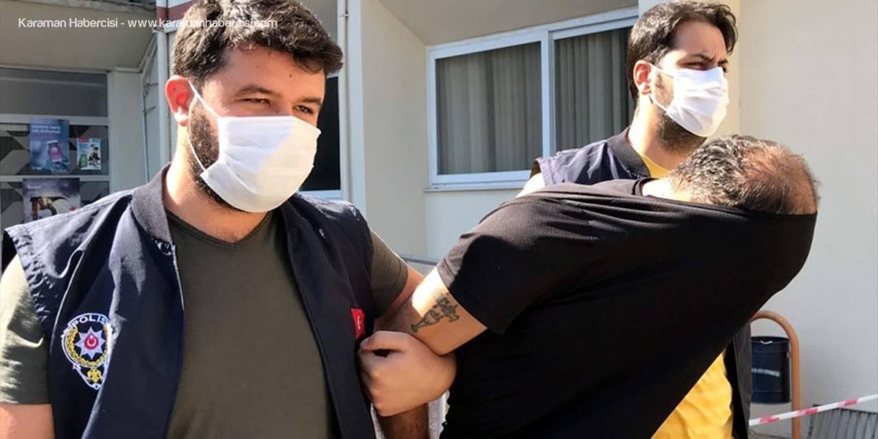 Mersin'de Park Faresi Tutuklandı