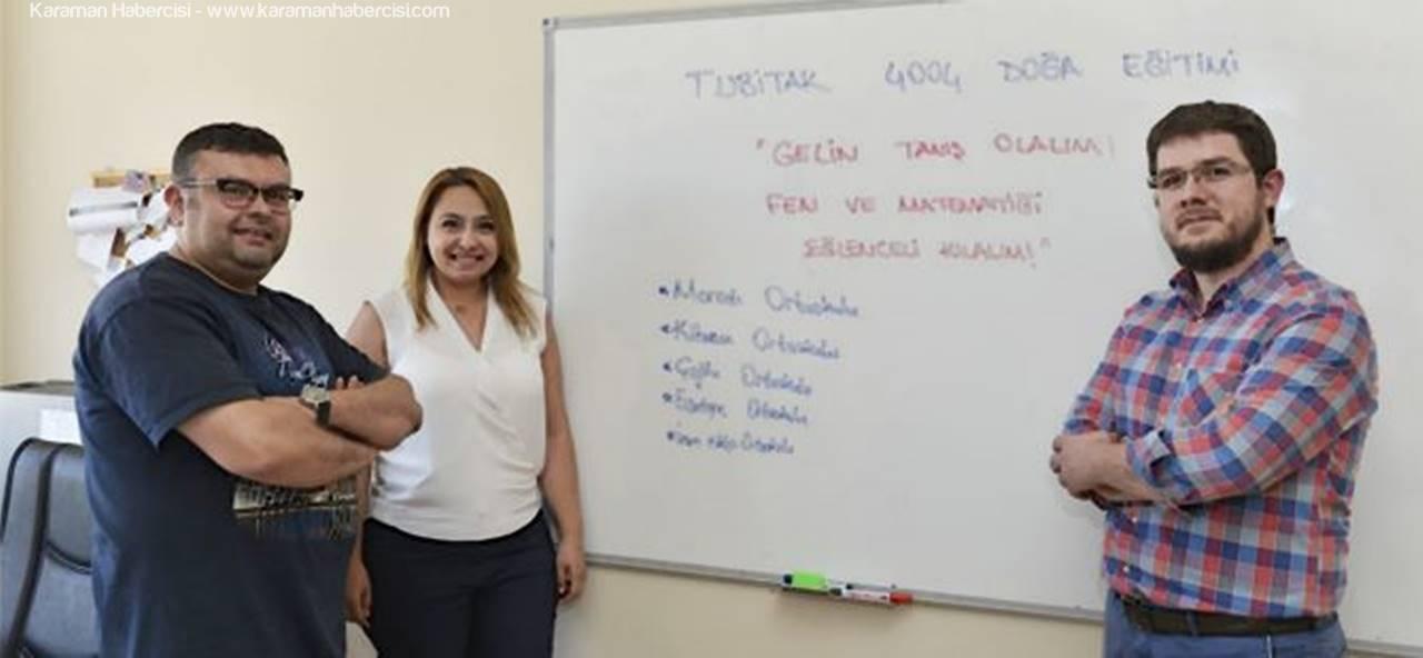 Öğrencilere Farklı Bakış Açısı Sunan Proje