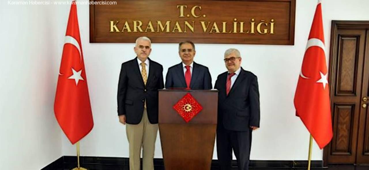 Karaman İl Milli Eğitim Müdürlüğüne Devredilecek Okulun Protokolü İmzalandı
