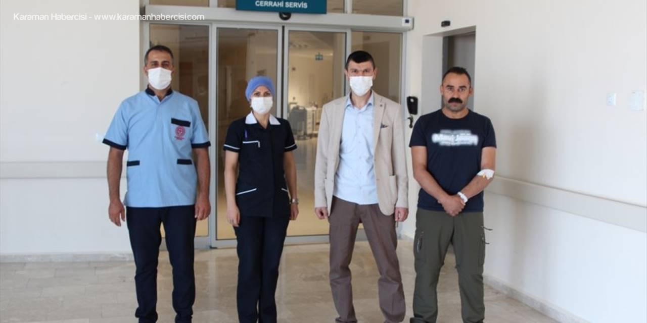 Vanlı Sporcu Şifayı Beyşehir'de Buldu
