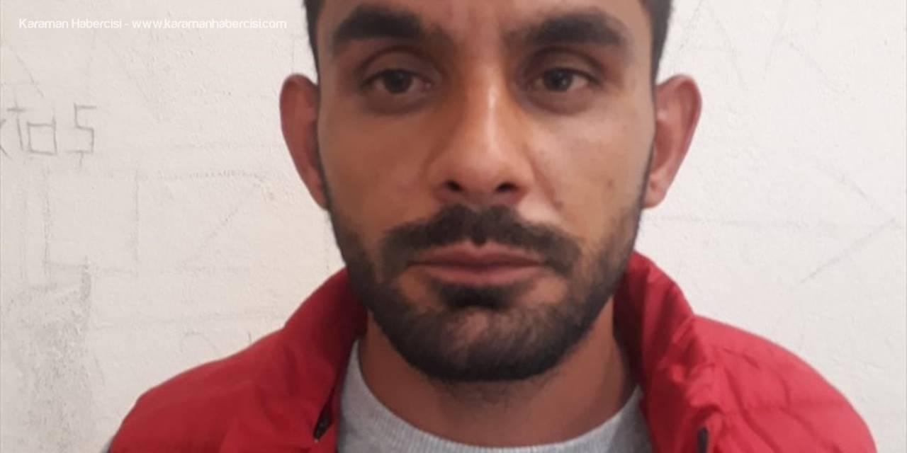 Kayseri'de Firari Hükümlü, Halının İçine Sarılmış Halde Yakalandı