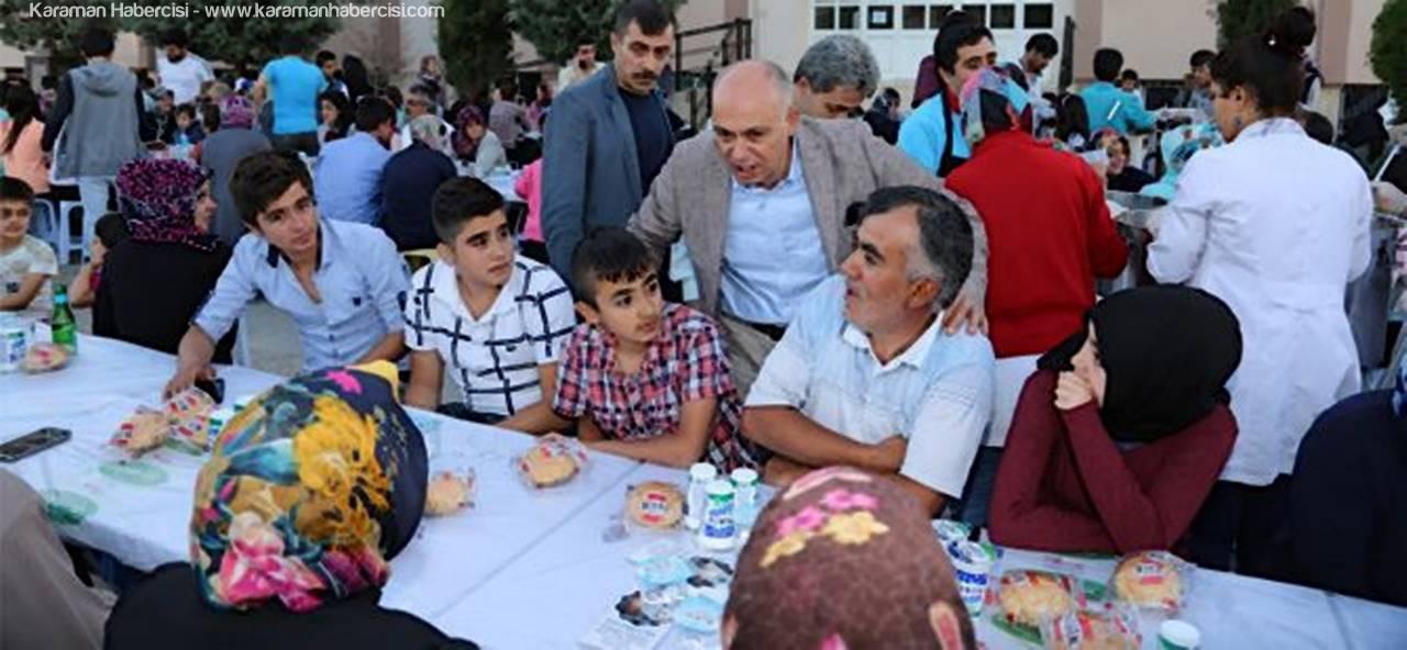 Karamanlıları İftardan Sonra Büyük Sürpriz Bekliyor