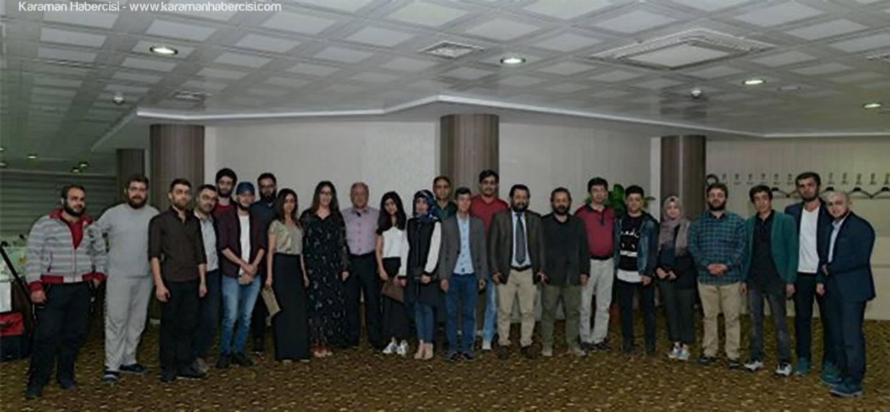 Rektör Akgül, Yabancı Uyruklu Öğrencilerle İftar Yemeğinde Bir Araya Geldi