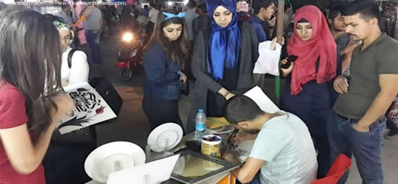 Karaman Gençlik Merkezi'nde Ramazan Ayı Etkinlikleri