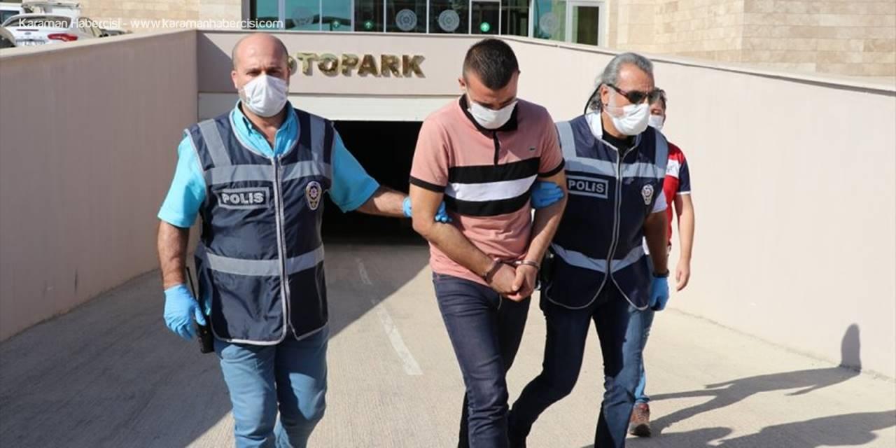 Antalya'da Öldürülüp Gömülen Kadının Zanlıları Yakalandı
