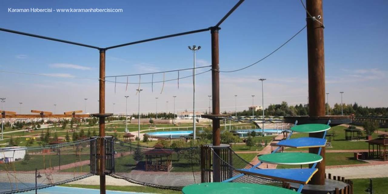Karaman'da Adrenalin Tutkunları İçin Yeni Adres
