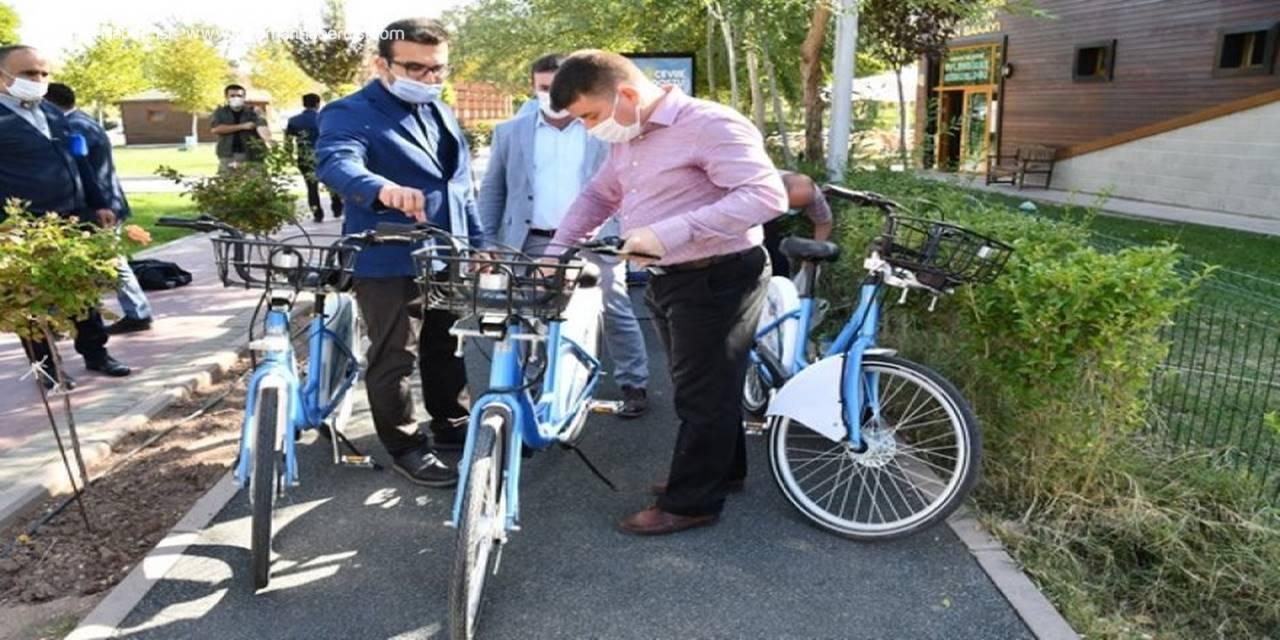 Aksaray Trafiğine Bisikletli Çözüm