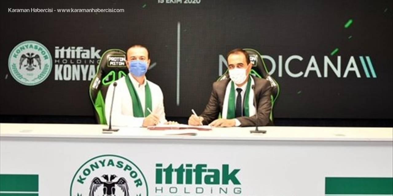 Konyaspor, Medicana Sağlık Grubu İle Sağlık Sponsorluğu Anlaşmasını Yeniledi