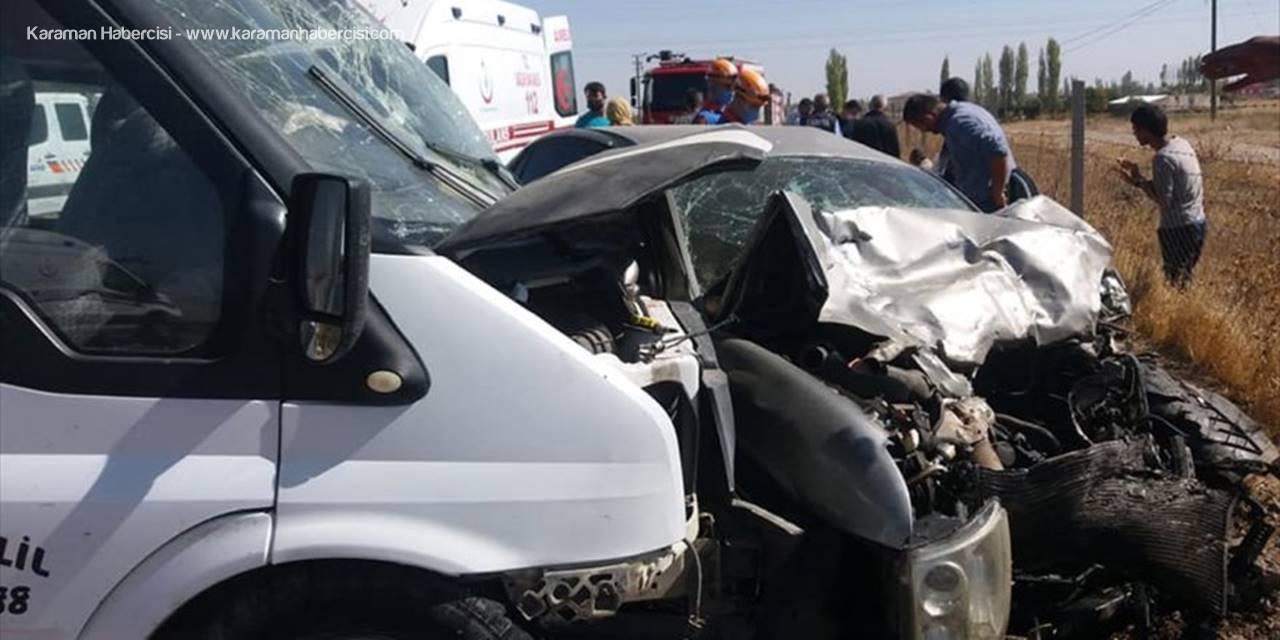 Niğde'de Zincirleme Trafik Kazası