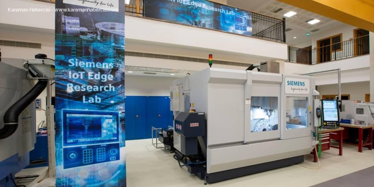 Siemens Türkiye İle Koç Üniversitesi Dijital Üretim İçin Güçlerini Birleştirdi