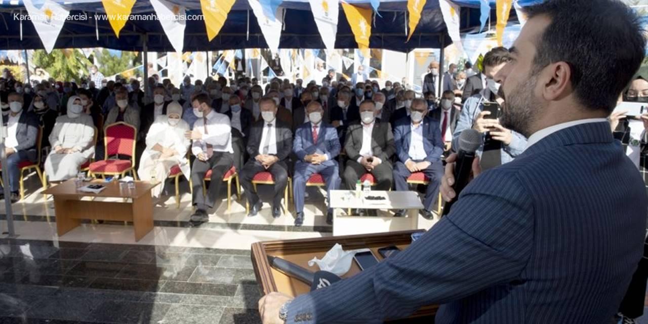 Ak Parti Polatlı 7. Olağan İlçe Kongresi