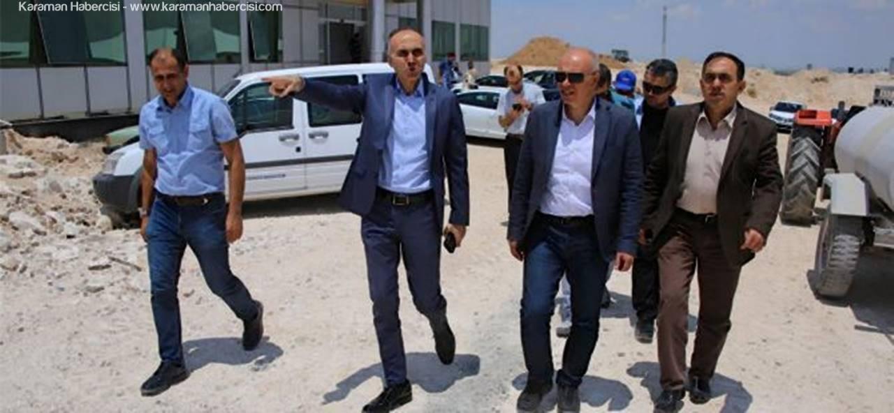 Karamanlılar, Artık Musluktan Tatlı Su İçecek