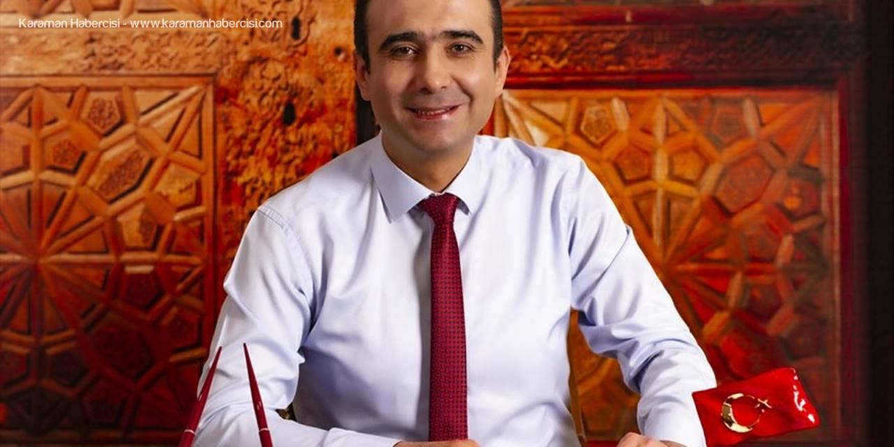 Karaman Belediye Başkanı Kalaycı'nın Muhtarlar Günü Mesajı