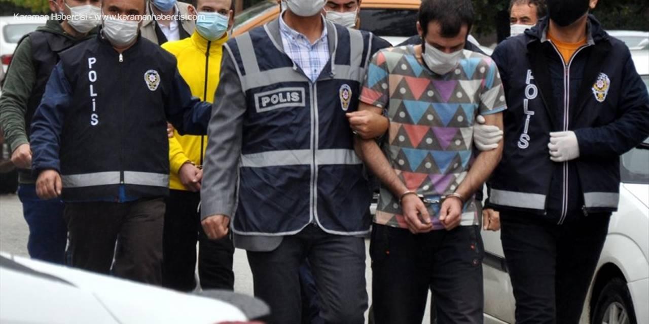 Eskişehir'de Drone İle Takip Edilen Uyuşturucu Operasyonunda 7 Tutuklama