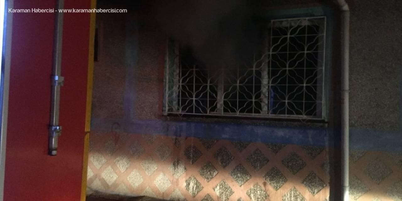 Eskişehir'de Evini Kundakladığı İddia Edilen Kiracı Gözaltına Alındı
