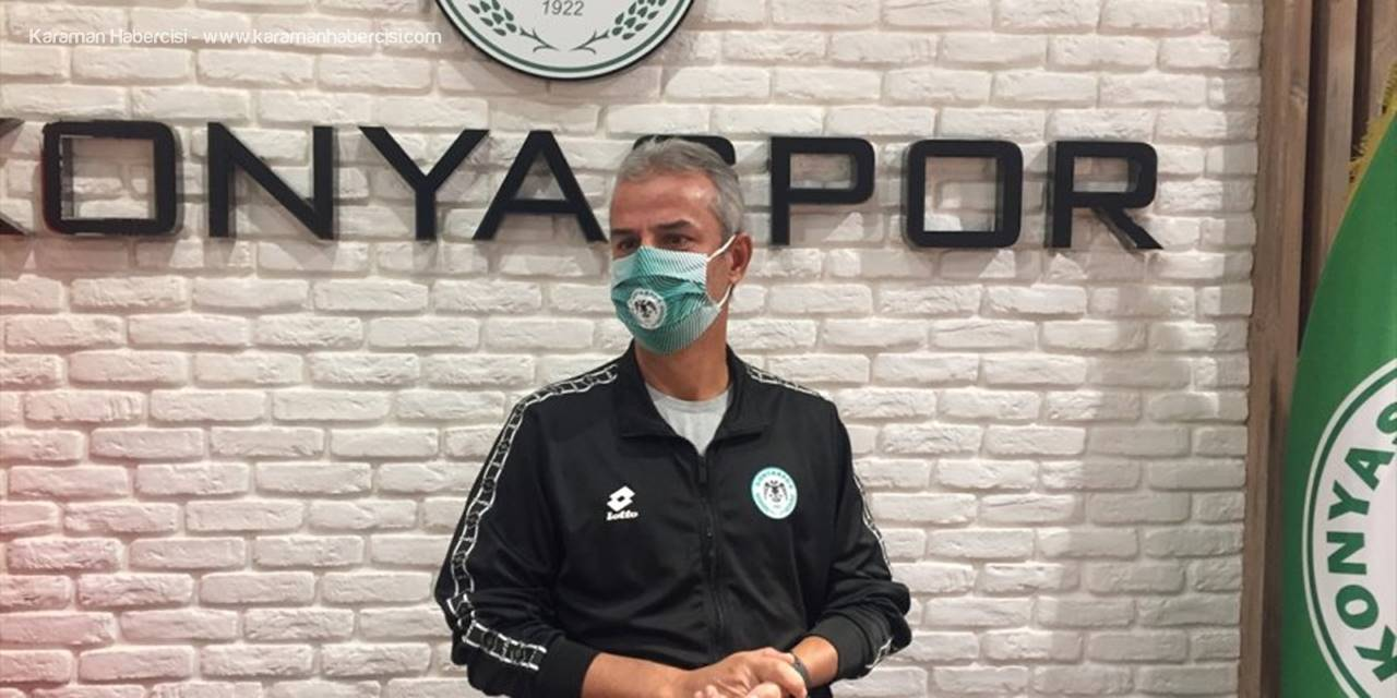 Konyaspor Ligi İlk 10 İçinde Bitirmeyi Hedefliyor