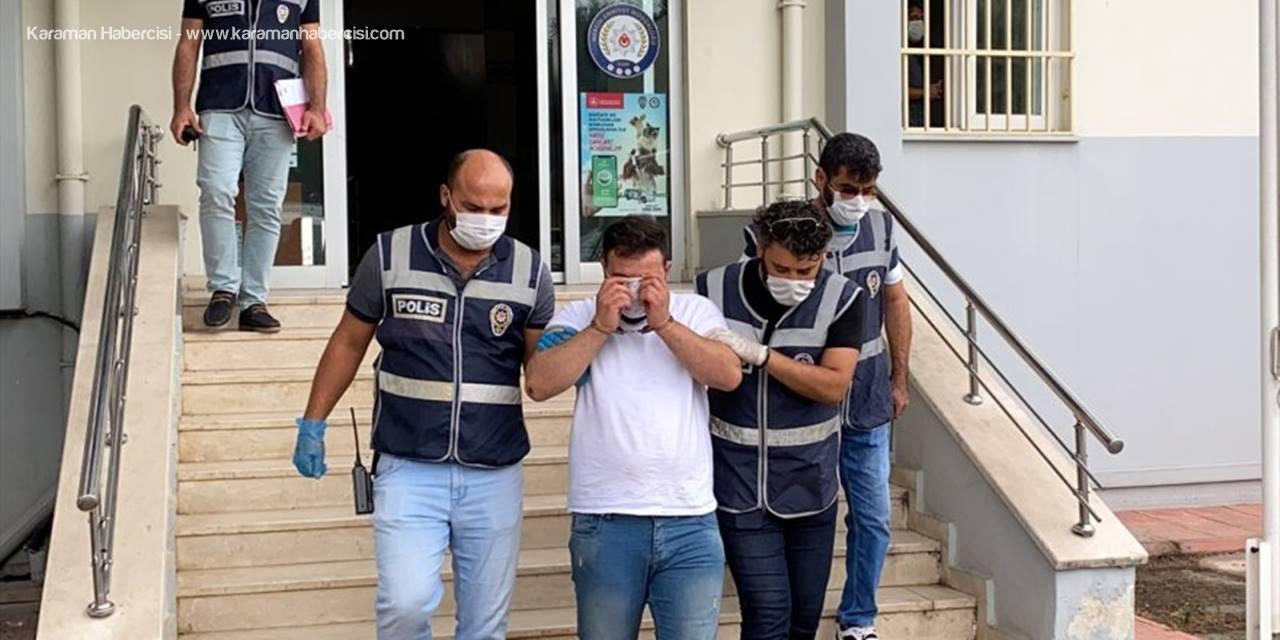 Mersin'de Cezaevi Firarisi Yakalandı