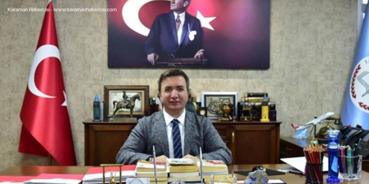 Vali Aydoğdu, Kitap Değerlendirme Toplantısına Katıldı