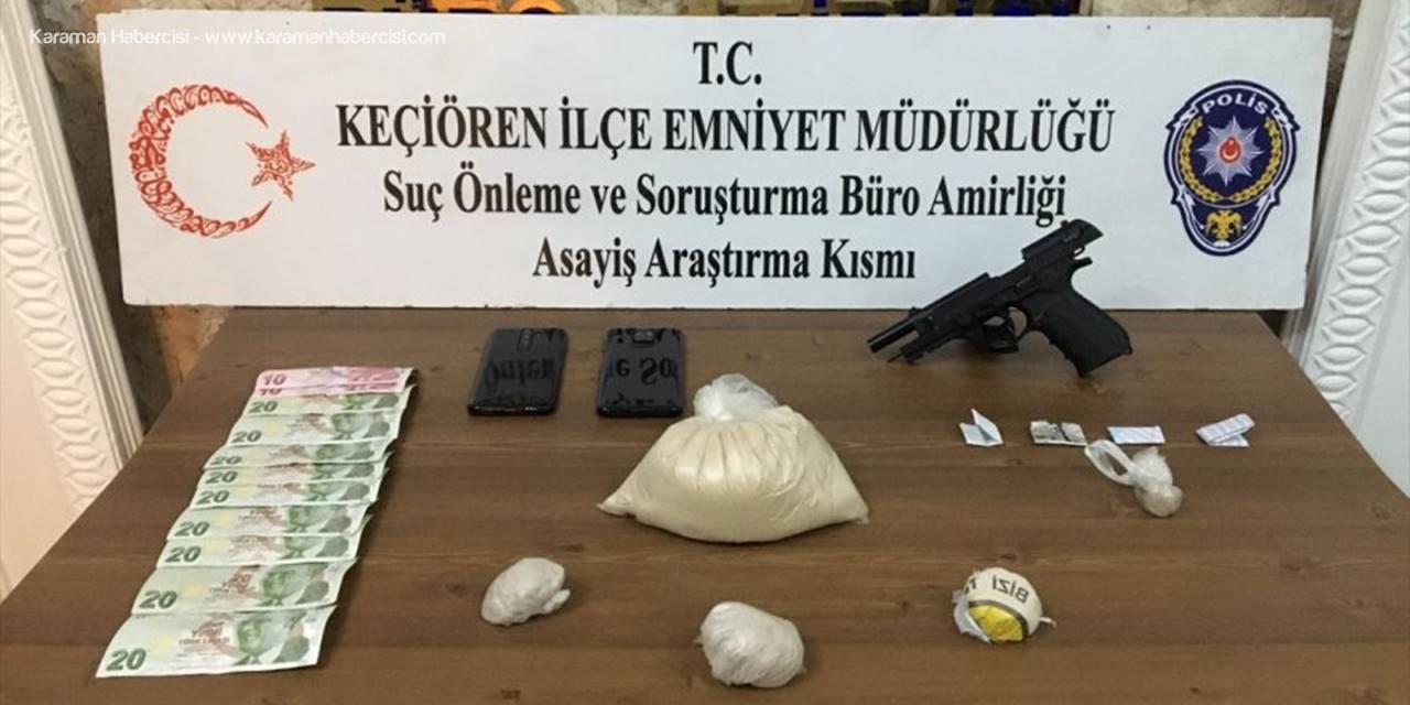 Başkentte Uyuşturucu Operasyonunda 6 Şüpheli Yakalandı