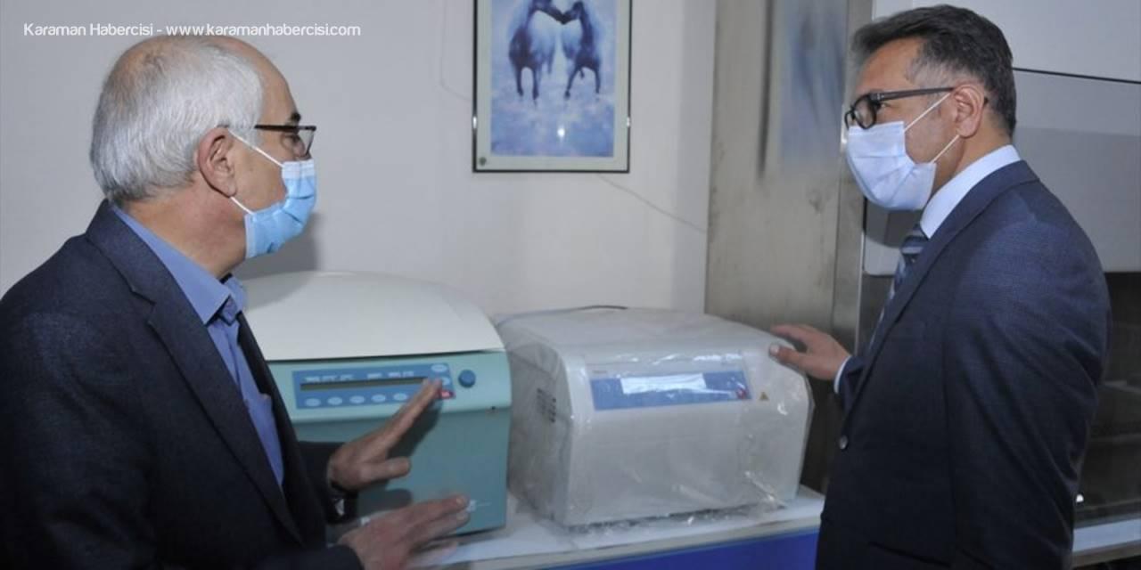 Selçuk Üniversitesinde Kovid-19 Aşısının Hayvan Deneyleri Tamamlandı
